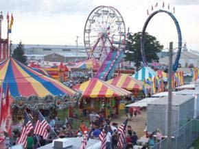 The Mighty Howard County Fair Cresco Iowa